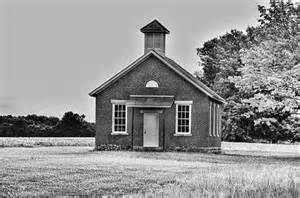 one room school house circa 1860s